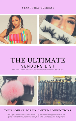 The Ultimate Wholesale Vendors List - 3000+ Top Vendors
