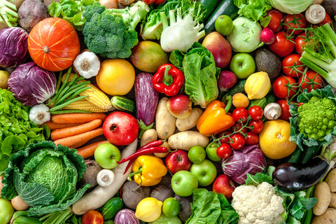 vitamins and minerals in vegetables