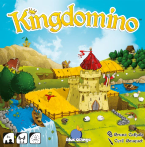 Kingdomino - UK edition