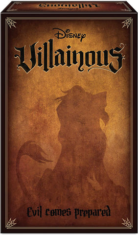 Disney Villainous - Evil Comes Prepared Expansion