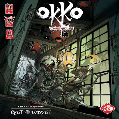Okko Chronicles – Quest into Darkness