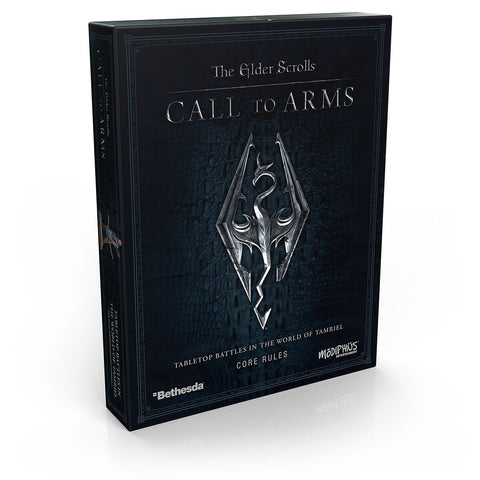 Elder Scrolls RPG - Call To Arms Core Rules Box Set