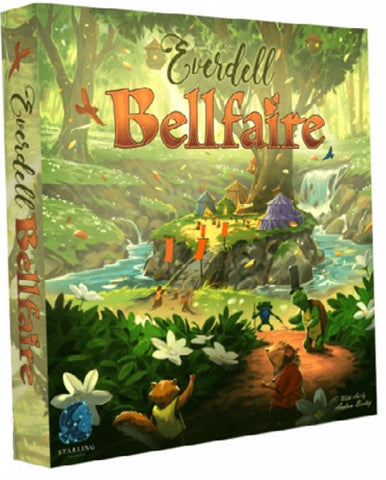 Everdell Board Game - Bellfaire Expansion