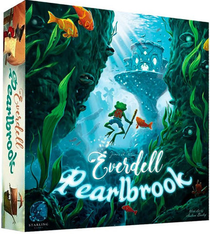 Everdell Board Game - Pearlbrook Expansion