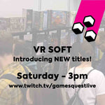 Publisher Seminars | Introducing new titles from VR Soft