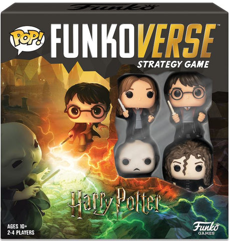 Funkoverse Strategy Game - Harry Potter