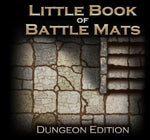 Little Book Of Battle Mats - RPG Accessory