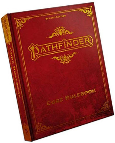 Pathfinder RPG 2nd Edition Core Rulebook - Special Edition Hardcover