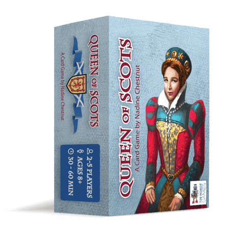 Queen of Scots  - Strategy Card Game