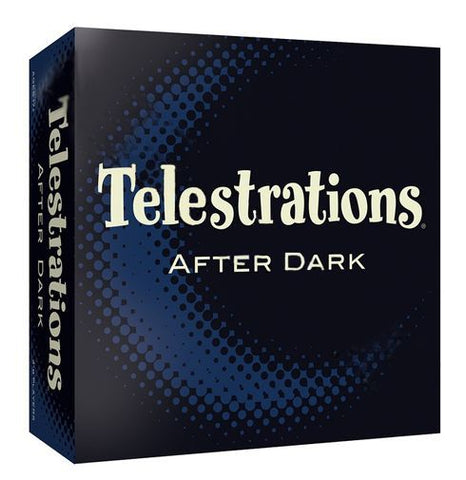 Telestrations After Dark - Adult Version Party Game