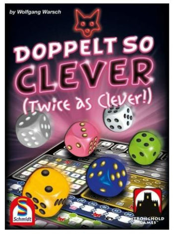 Doppelt So Clever (Twice as Clever!) - Dice Game