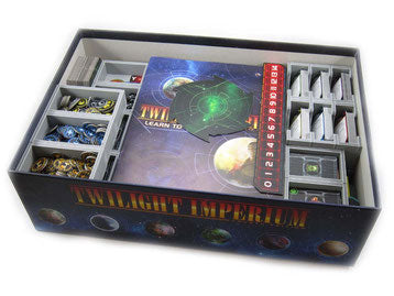 Twilight Imperium 4th Edition - Boardgame Insert Organizer