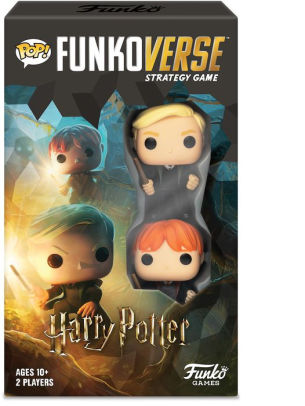 Funkoverse Strategy Game - Harry Potter Expandalone