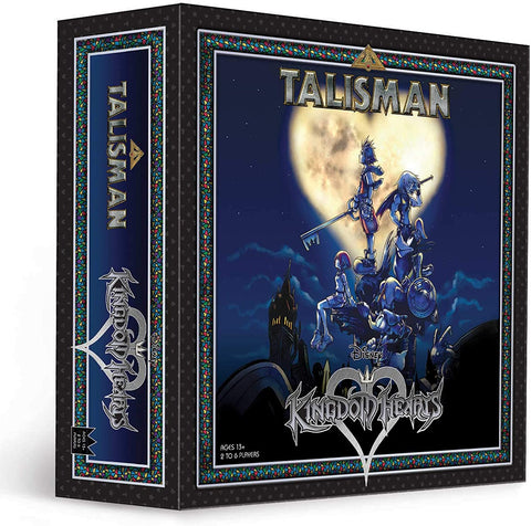 Talisman - Disney Kingdom Hearts Edition