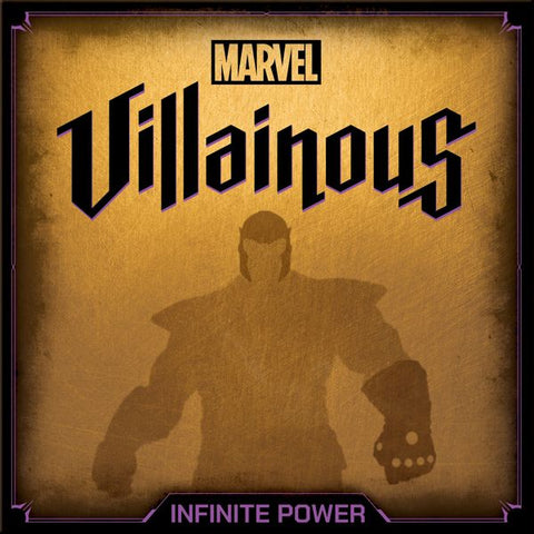 Marvel Villainous - Infinite Power