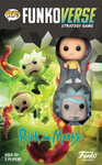 Funkoverse Strategy Game - Rick & Morty Expandalone