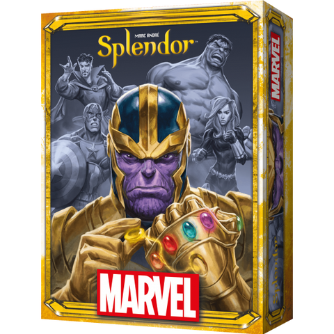 Splendor Marvel PREORDER