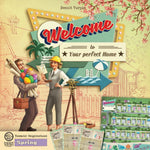 Welcome To Board Game - Spring Neighborhood Expansion