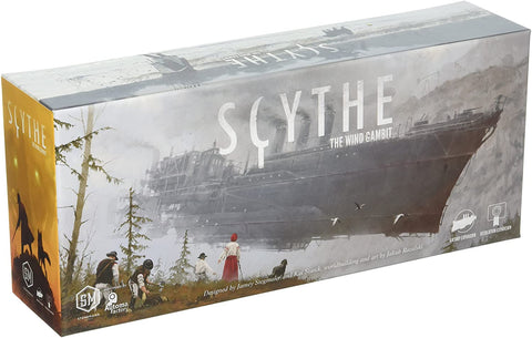Scythe Board Game - The Wind Gambit Expansion