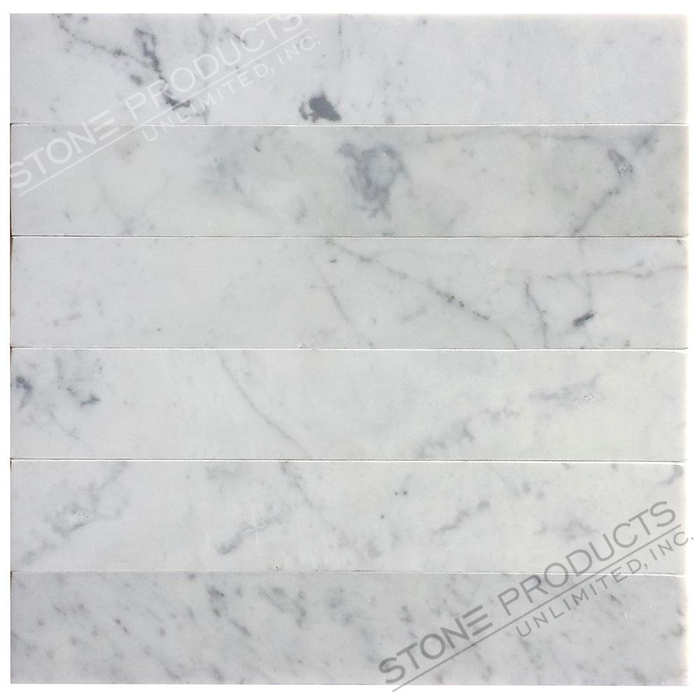 Carrara White Tile