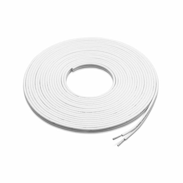 JL Audio XM-WHTSC16-500, 500ft Spool of White 16 AWG, Parallel Conductor Speaker Cable