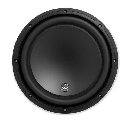 "JL Audio 10W3v3-4, W3 Series 10"" Single 4-Ohm Subwoofer, 500W"