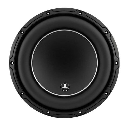 "JL Audio 10W6v3-D4, W6 Series 10"" Dual 4-Ohm Subwoofer, 600W"