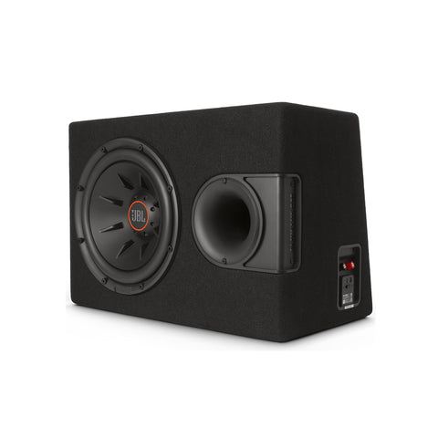 "JBL S2-1224SS, 12"" Loaded Enclosure and SSI™ Subwoofer"