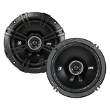 "Kicker DSC6504, DS Series 6.5"" Coaxial Speakers (43DSC6504)"