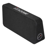 "Kicker TCWRT104, CompRT 10"" Subwoofer in Thin Profile Enclosure, 4-Ohm, 400W (43TCWRT104)"