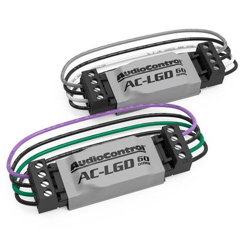 AudioControl AC-LGD 60, Load Generating Device & Signal Stabilizer