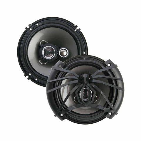 "Soundstream AF.653,Arachnid 3-way 6.5"" Coaxial Car Speaker, 300W"