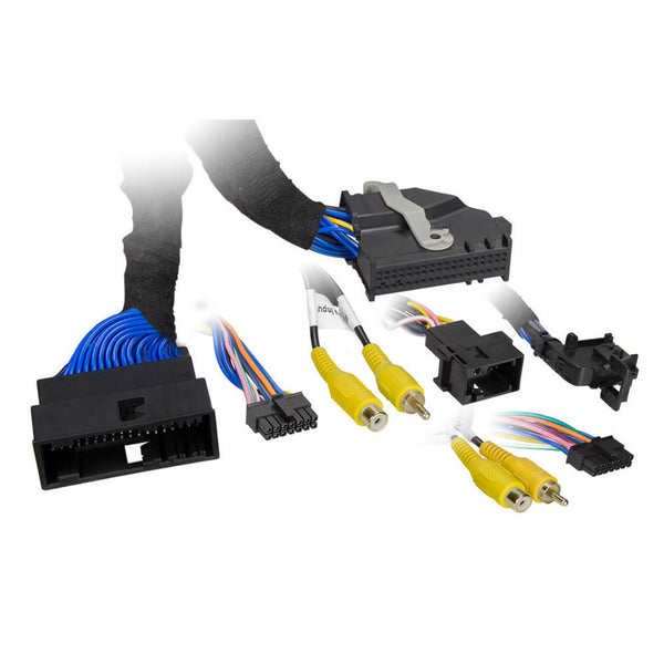 Axxess AX-AX-ADDCAM-FD1, Ford Plug N Play Harness for AX-ADDCAM Interface 2011-Up