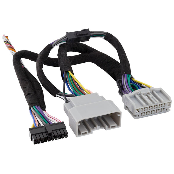 Axxess AX-AX-DSP-CH4, Chrysler Jeep Plug-n-Play T-harness for AX-DSP