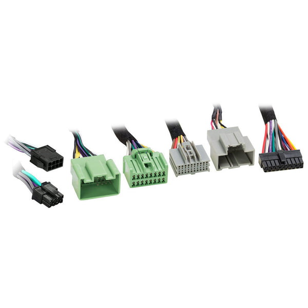 Axxess AX-AX-DSP-GMLAN09, GM Plug-n-Play T-harness for AX-DSP