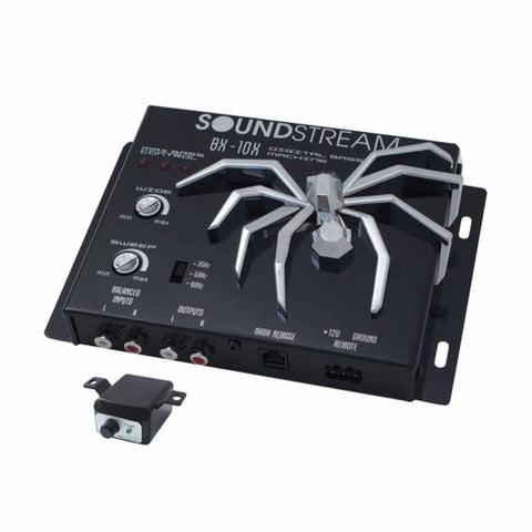 Soundstream BX-10X, Digital Bass Recionstruction Processor
