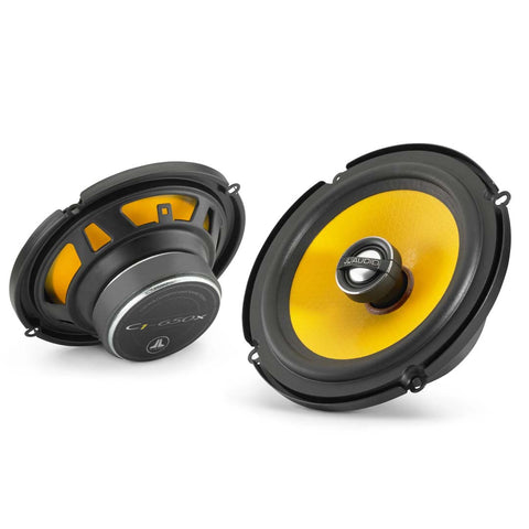 "JL Audio C1-650X, C1 Series 6.5"" Coaxial  Speakers, 225W"