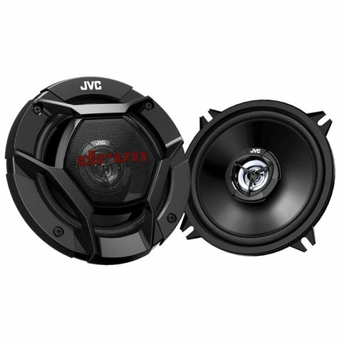 "JVC CS-DR521, drvn DR Series 5.25"" 2-Way Shallow-Mount Coaxial Speakers - 260 Watts"