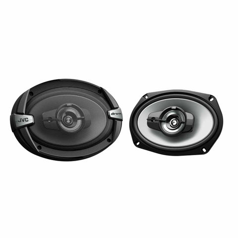"JVC CS-DR693, drvn DR Series 6x9"" 3-Way Coaxial Speakers - 500 Watts"