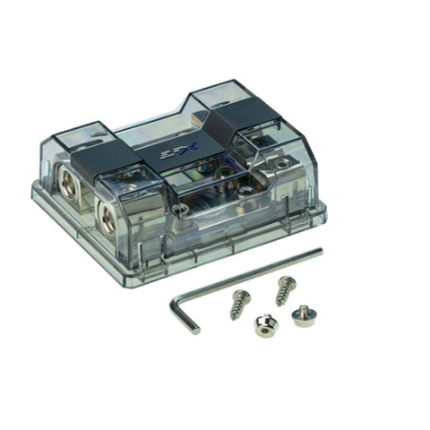EFX by Scosche DUDB4, Delta 0/4GA Quad Universal Distribution Block
