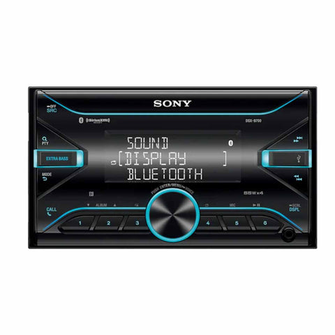 Sony DSX-B700, Double Din Digital Media Receiver w/ Bluetooth Technology (dose not play CDs)
