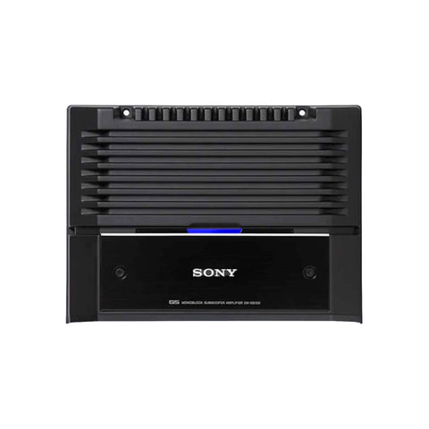 Sony XM-GS100, GS Series Class D Monoblock Amplifier - 1100 Watts