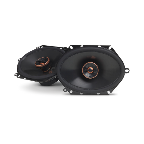 "Infinity REF8632CFXAM, Reference Series 6x8"" 2-Way Coaxial Speakers"
