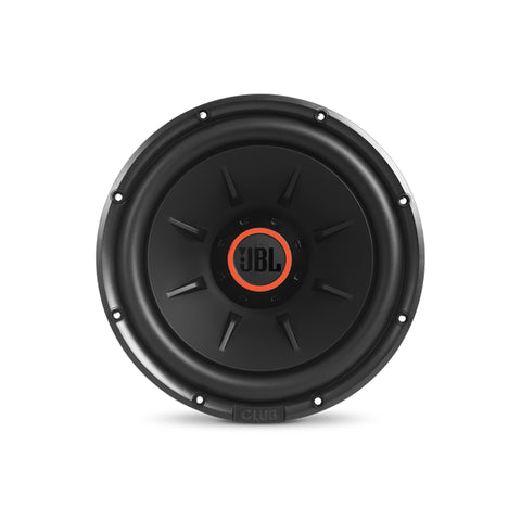 "JBL Club 1224AM, Club Series 12"" 2 Ohm or 4 Ohm Car Subwoofer w/SSI"