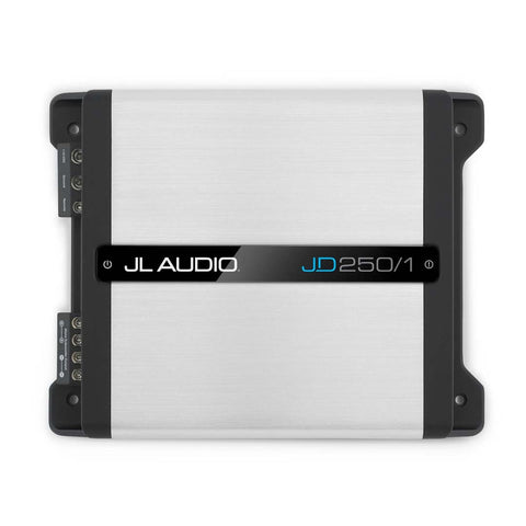 JL Audio JD250/1, JD Series Class D Monoblock Subwoofer Amplifier, 250W