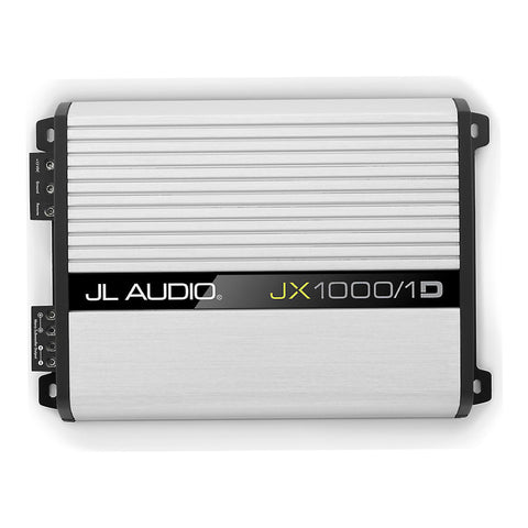 JL Audio JX1000/1D, JX Series Class D Mono Amplifier, 1000W