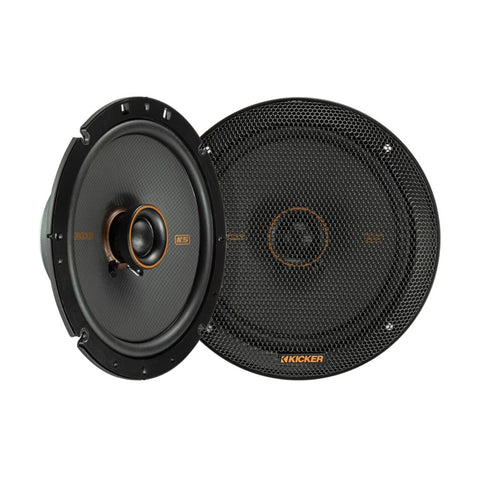 "Kicker KSC6704, KS Series 6.75"" Coaxial Speakers (47KSC6704)"