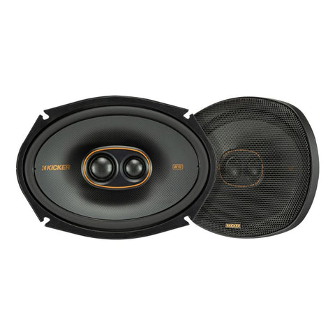 "Kicker KSC69304, KS Series 6x9"" Coaxial Speakers (47KSC69304)"