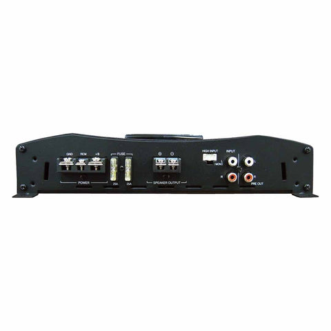 JVC KS-AX5102, drvn AX5000 Series 2 Channel Class AB Car Amplifier - 600 Watts