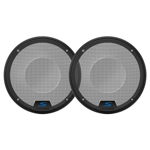 "Alpine KTE-S65G, 6.5"" Speaker Grilles for Alpine S-S65 and S-S65C"